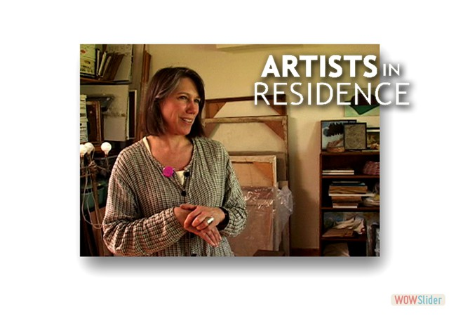 Visit the official ARTISTS IN RESIDENCE website