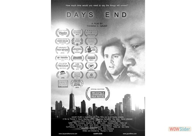 Watch DAYS END for free
